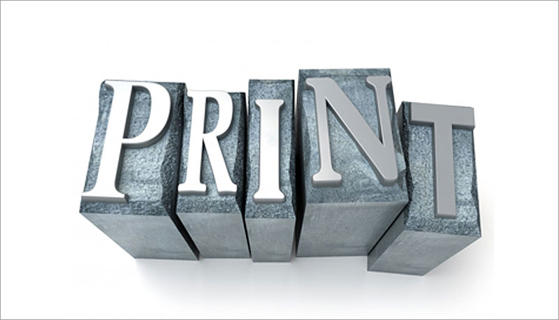 Print sevices